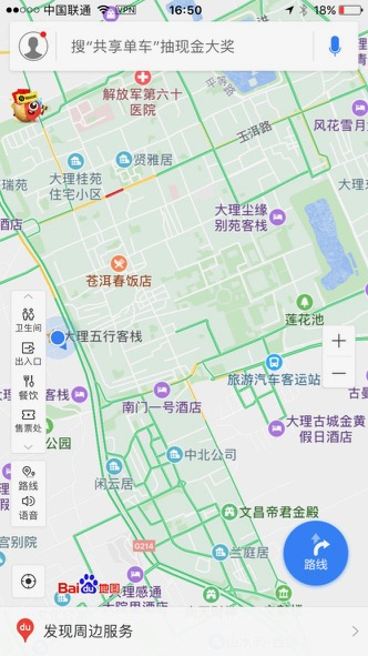 Baidu Map
