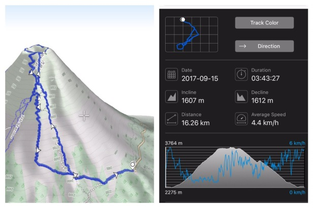 Mt. Fuji Path